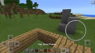 cara membuat monas di minecraft