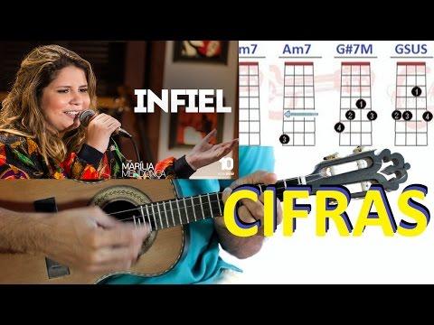 CIFRAS - INFIEL - MARÍLIA MENDONÇA - CAVACO
