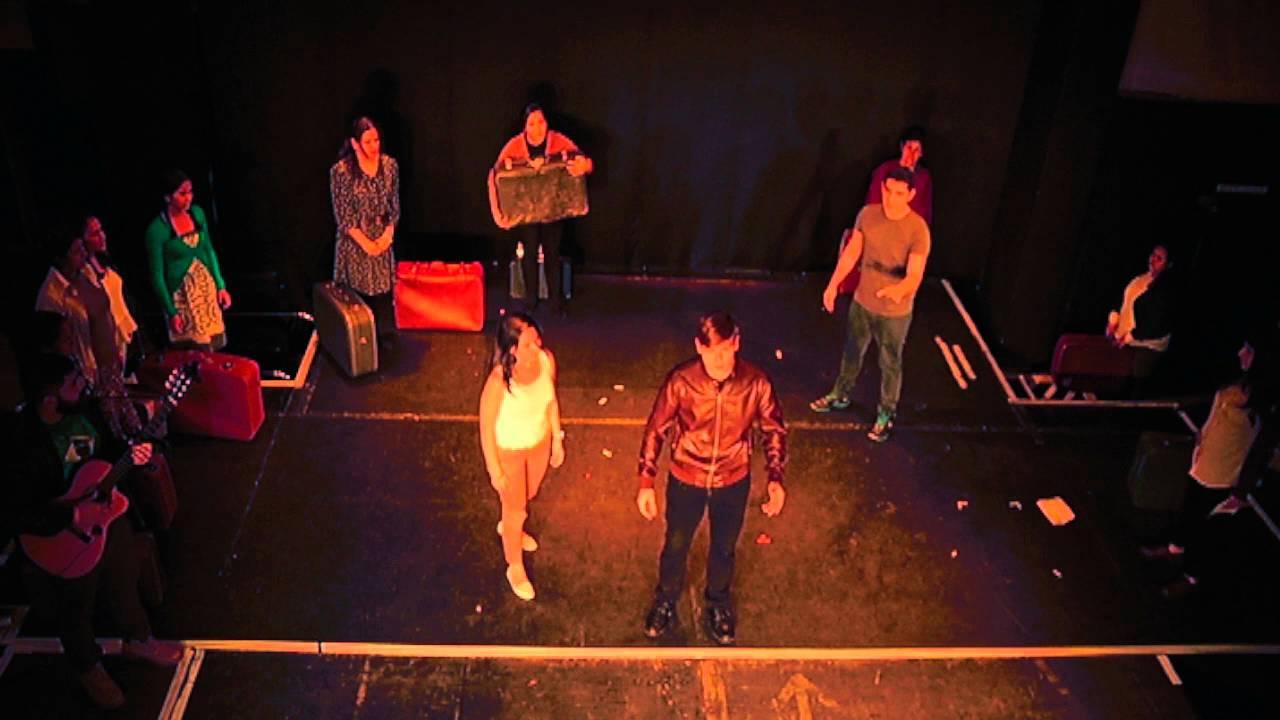 DREAMLAND - LOS SUEÑOS Obra de Teatro