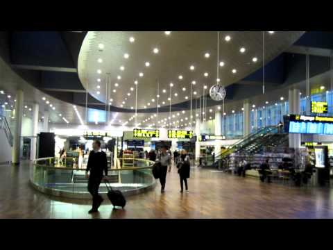 Copenhagen International Airport, Kastrup - Interior Design & Architecture - Denmark, March 2012