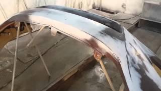 Малярно-кузовной ремонт автомобилей
