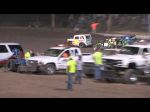Southern Oregon Dwarf Cars (SODCA) at SO. Speedway 8/3/19 Main