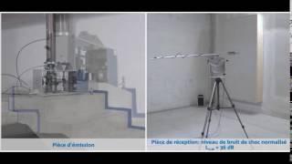 Volée d'escalier isolée avec Schöck Tronsole®