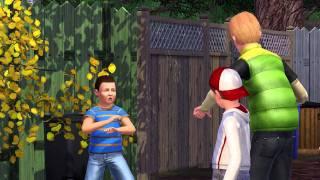 первый ролик The Sims 3 Питомцы