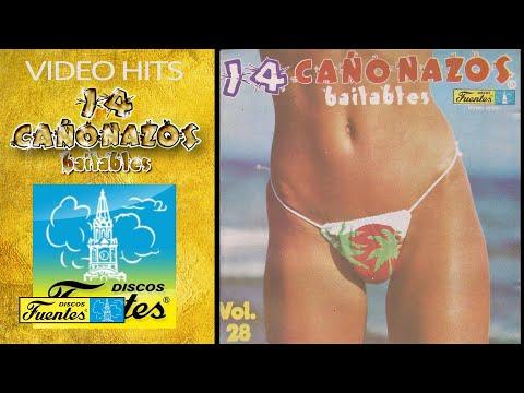 14 Cañonazos Bailables Volumen 28 - ALBUM COMPLETO / Discos Fuentes