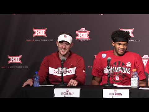 OU defeats Texas in Big 12 title game