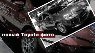 видео Toyota официально представила обновленный седан Corolla