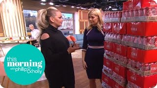 Embarrassed Jennifer Ellison Confronts Her Sugar Addiction | This Morning