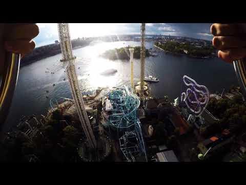 Bajaj Electricals Ltd - Sarvottam 2017 - Fritt Fall - Grona Lunds Amusment Park - Stockholm 🇸🇪