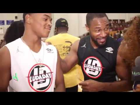 Ludaday Weekend 17 Celebrity Basketball Game-MadTalkin