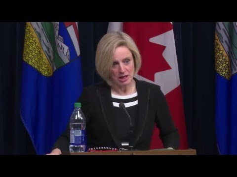 Premier Notley: 2016 Speech from the Throne - Mar 8, 2016