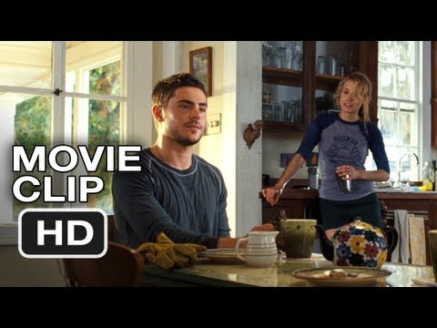 The Lucky One #5 Movie CLIP - Philosophy (2012) HD Movie poster