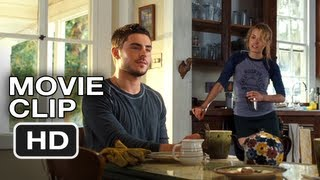 The Lucky One #5 Movie CLIP - Philosophy (2012) HD Movie