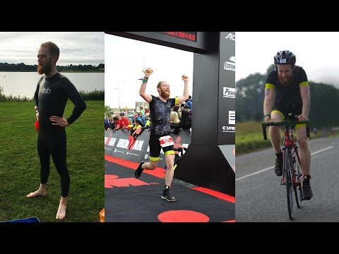 How Charlotte now Finished Her First Half Ironman Triathlon