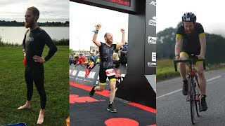 THE JOURNEY TO MY FIRST IRON MAN 70.3