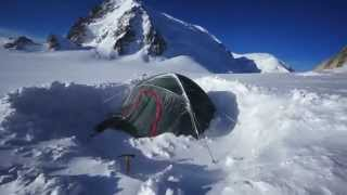 A Summer Morning In The French Alps | Mont Blanc bivvy (english)