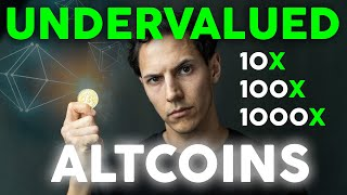 Low Cap Altcoin Gems With 100x Potential | Cryptocurrency Top Picks