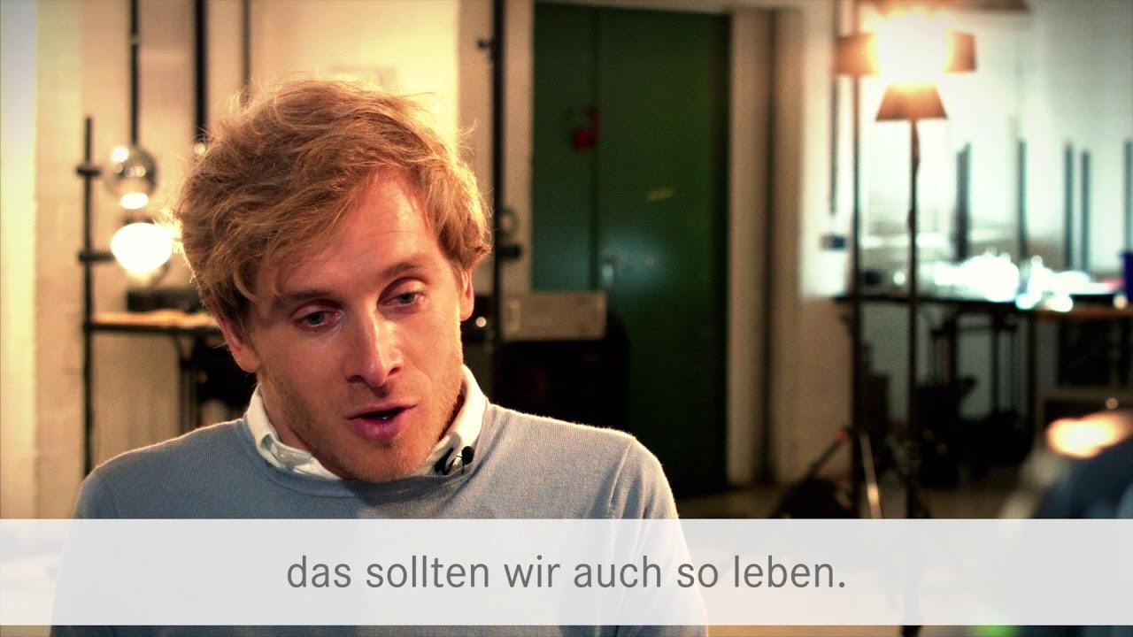 Samuel Koch Interview