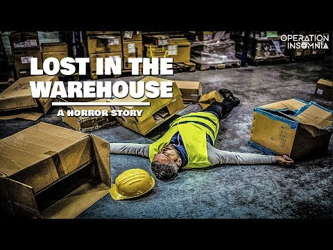 Lost in the Warehouse | Alternate Dimension Horror Story | Parallel Universe | Glitch In The Matrix