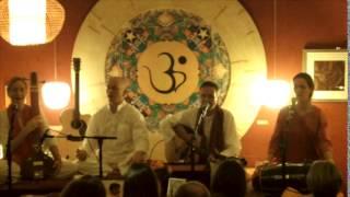 Live Concert der PanchaBhutas im Cafe Om, Dezember 2014