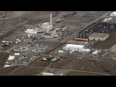 Nuclear waste storage tunnel caves-in at Hanford