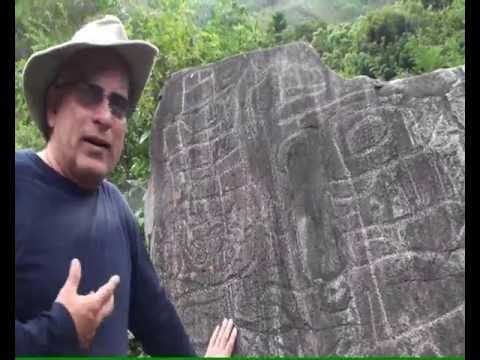 Petroglifo de Carache / Trujillo / Venezuela