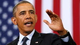 أوباما يدعو لإعادة تثبيت هدنة وقف اطلاق النار في سوريا