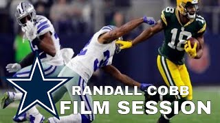 The Dallas Cowboys Newly Signed Randall Cobb | Film Session