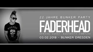Faderhead - Vanish - Live
