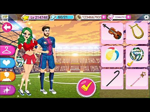 STAR GIRL REVIEW: SOCCER MATCH KICK OFF (THE NEXT STAR GIRL BEAUTY CONTEST THEME) 2018