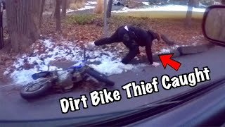 Thieves Steal Dirt Bike On Craigslist (Cops Called)