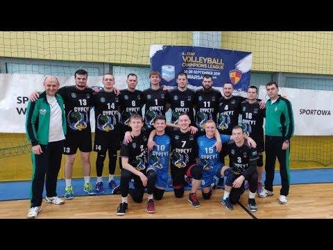 Сборная Югры по волейболу среди глухих снова первые в европейской лиге чемпионов