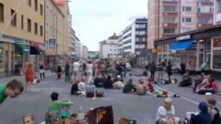Zutsuu @ Reclaim The Streets 2010 Jyväskylä