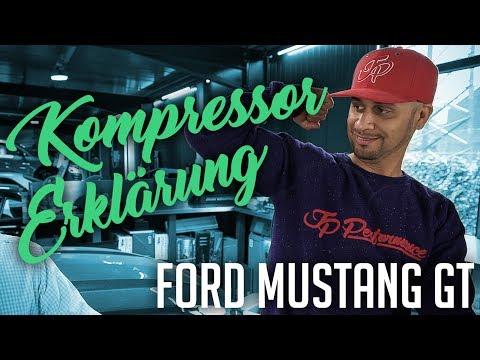 JP Performance - Ford Mustang GT | Kompressor Erklärung