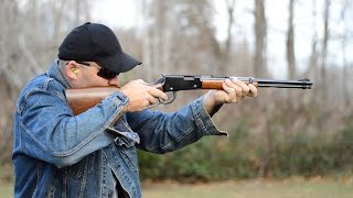 Henry youth 22 lever action