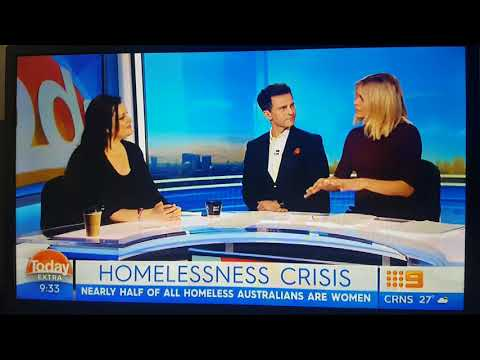 Kate Fischer TZIPORAH MALKAH on homelessness depression and the white caravan project