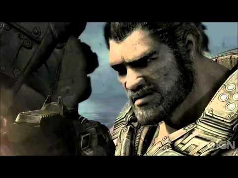 Gears of war - all trailers (1 - 4)