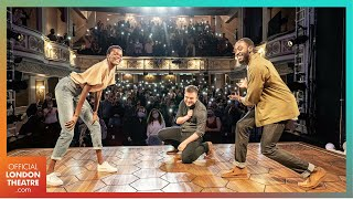 Opening night of Constellations with Sheila Atim and Ivanno Jeremiah | Vlog