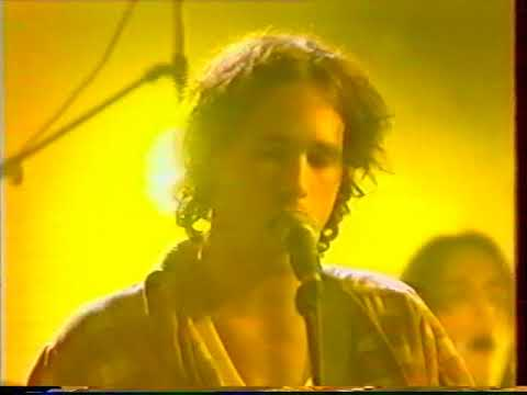 Jeff Buckley 19 Jan 1995 French tv Canal+ 'Nulle Part Ailleurs' : grace  (live)