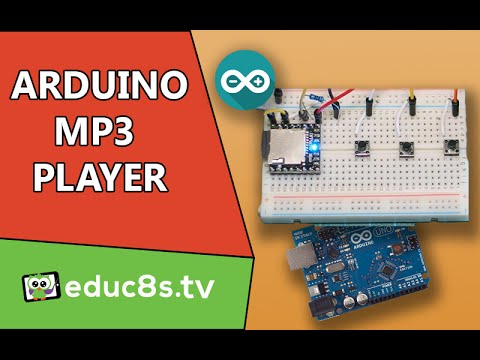 Arduino Project: MP3 Player Using Arduino And DFPlayer Mini MP3 Player Module From Banggood.com