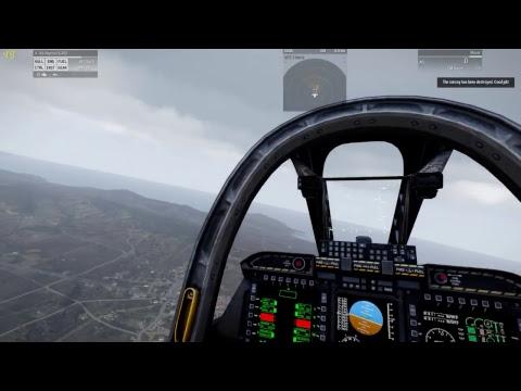 Arma 3 Senario Operation Flying Fire CAS A10 Wipeout