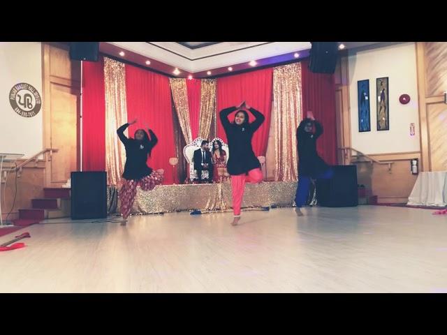 DWF Youth Girls Bhangra Performance | DWF ARMY