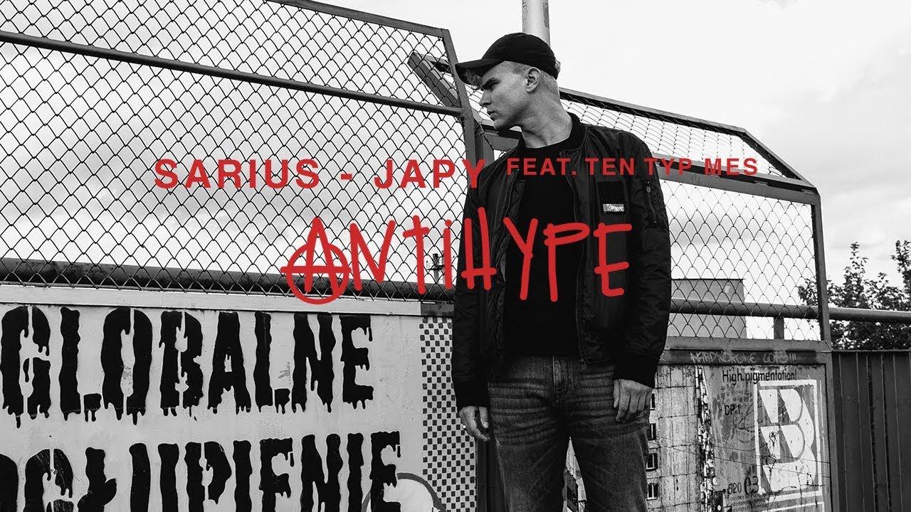 Sarius feat. Ten Typ Mes - Japy (prod. Gibbs)