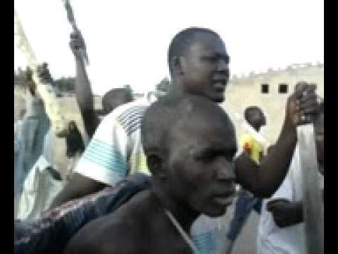 civillian JTF capture BOKO HARAM in maiduguri