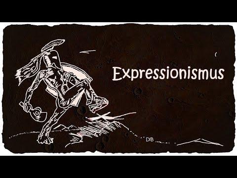 Epoche des Expressionismus - Einführung - DiB