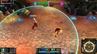 Full - Fiddle Me Timbers (Fiddlesticks) League of Legends Skin Spotlight