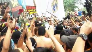 UP Diliman Oblation Run 2014