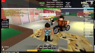 Roblox High School ep.1 The Horrid Eggers
