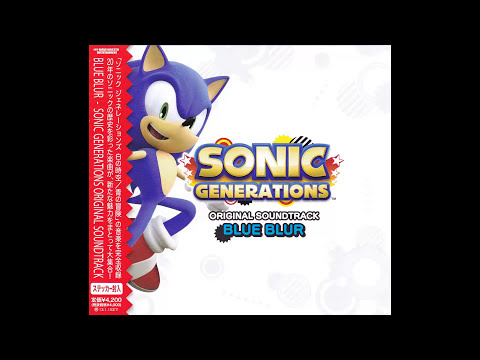 Sonic Generations OST - Jingle Act Clear