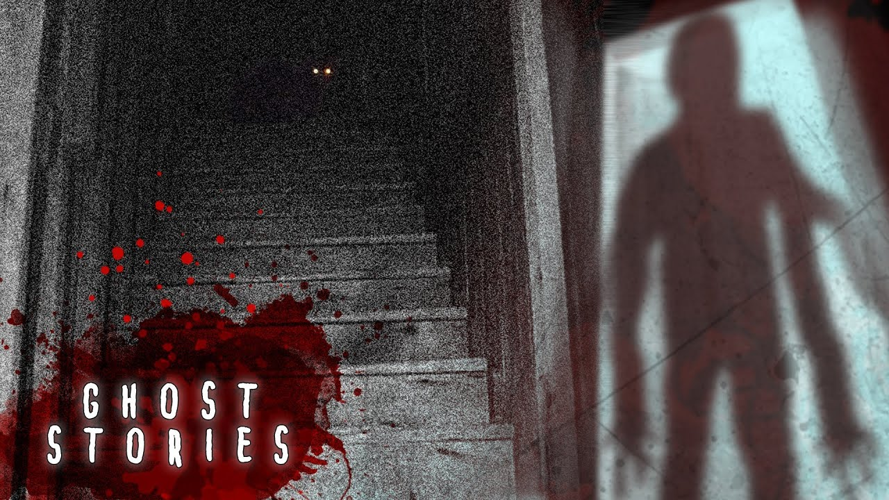 Ghost Stories: Hiding In The Shadows